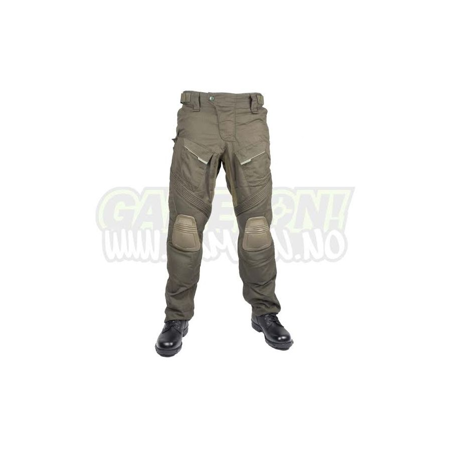 aea378ea GO! Tactical Bukse - Green - Actionshop